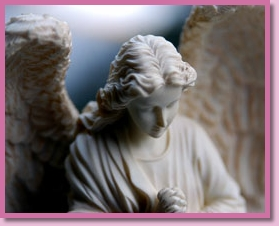angel for funeral ceremonies